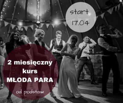 """Nowy kurs dla NARZECZONYCH – """"Młoda para"""" już od17.04"""