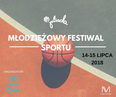 Juliada 2018 od14 do15 lipca wKrakowie!