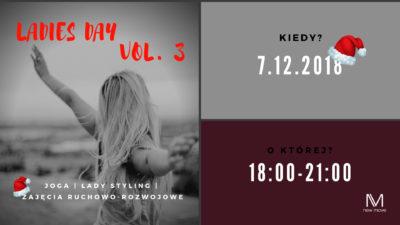 Mikołajkowe warsztaty taneczno-rozwojowe dla kobiet vol. 3