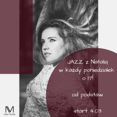 Jazz odpodstaw zNatalią Soboń