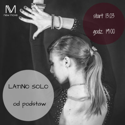 Latino solo od podstaw – start 13.03