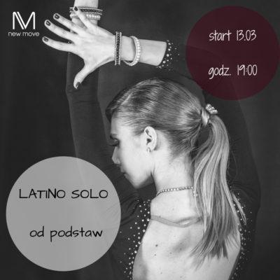 Latino solo odpodstaw – start 13.03