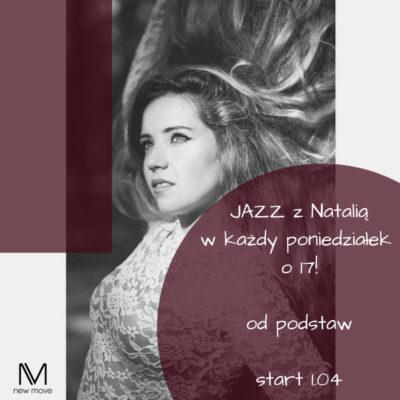 Jazz odpodstaw dla młodzieży – start 1.04