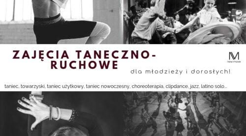 Zajęcia taneczne dla młodzieży idorosłych wFamily Project